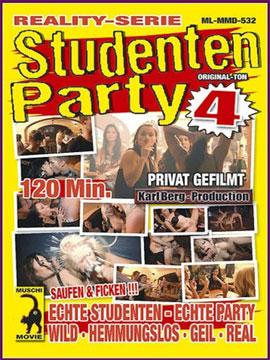 Современная студенческая вечеринка