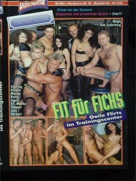 Флирт и секс в фитнес клубе