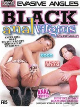 Чернокожие анальные девственницы
